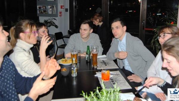 jcc assosvezia young professional italia svezia networking aperitivo santeria social club members 28 febbraio 2017