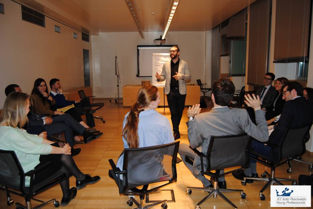 JCC Events, Eventi JCC, Public Speaking, JCC Assosvezia, Junior Chamber Club, Young Professionals, Italian-Swedish, Italo-Svedese, Giovani Professionisti, Workshop, Networking