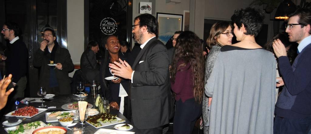 JCC Events, Eventi JCC, Aperitivo JCC, JCC Assosvezia, Junior Chamber Club, Young Professionals, Italian-Swedish, Italo-Svedese, Giovani Professionisti, Deus Milano, Networking