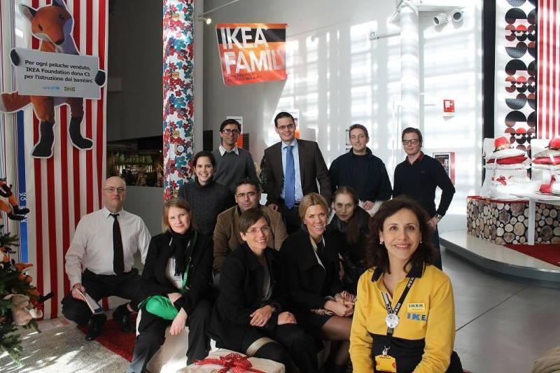 JCC Events, Eventi JCC, JCC Assosvezia, Junior Chamber Club, Young Professionals, Italian-Swedish, Italo-Svedese, Giovani Professionisti, Networking, Company Visit, IKEA