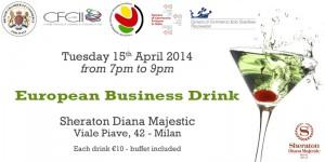 Invito 15 aprile - European Business Drink
