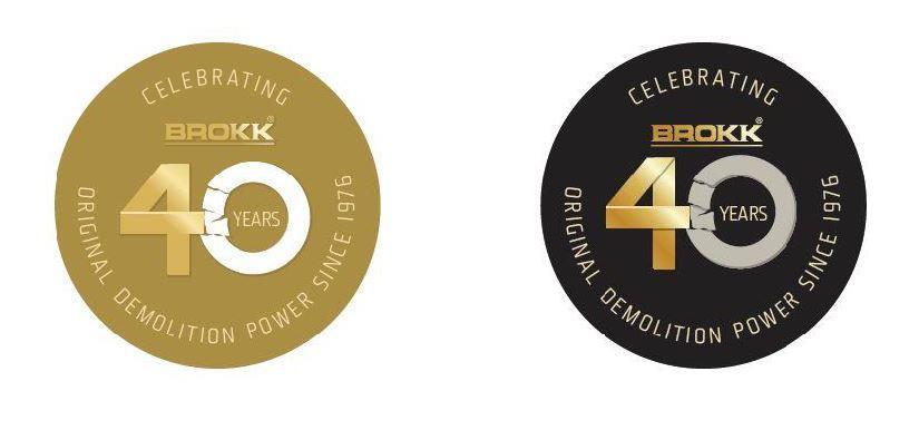 brokk anniversario 40 anni celebrazione