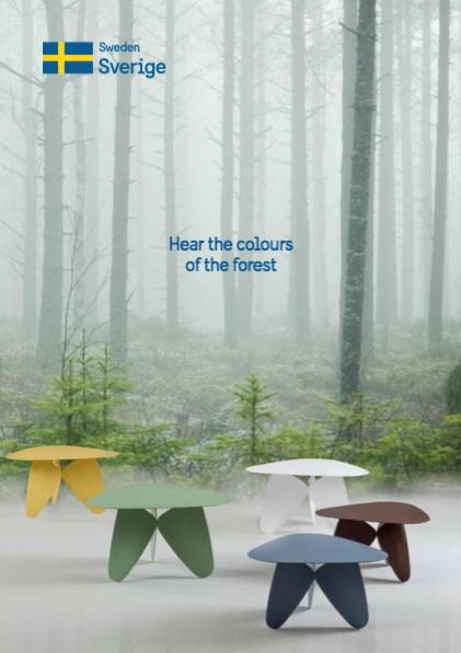 Sweden plays il design svedese al salone for Sedie svedesi design
