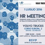 hr meeting camera di commercio italo svedese assosvezia volvo trucks