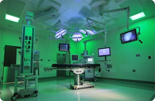 Chirurgia illuminata dimmenso assosvezia