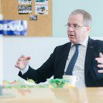 rassegna stampa svedese assosvezia innovazione forza innovazione imprenditoria Innovationsrådet Martin Lundstedt Volvo