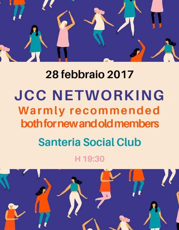camera di commercio italo svedese assosvezia jcc junior chamber club professionals italia svezia under 40 evento aperitivo networking new old members santeria social club 28 febbraio 2017