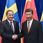 rassegna stampa svedese assosvezia Stefan Löfven Sweden-China Innovation Forum cina partenariati tecnologici produttivi commerciali Ministro del Commercio Ann Linde