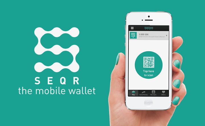 rassegna stampa svedese assosvezia mobile wallet seamless addio contanti denaro pagamento qr code seqr contactless