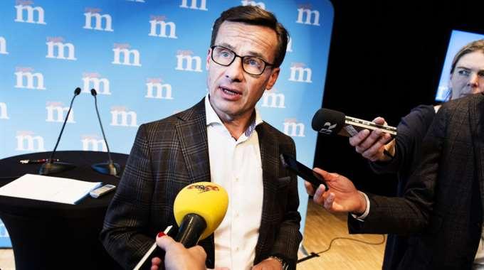 rassegna stampa svedese assosvezia ambizioni moderaterna nuovo equilibrio Ulf Kristersson