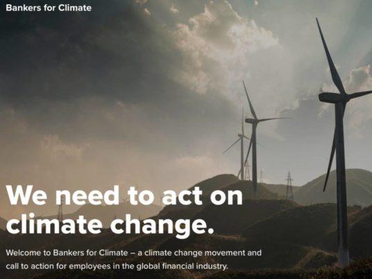 bankers for climate sostenibilità mercati finanziari investimenti rassegna stampa svedese