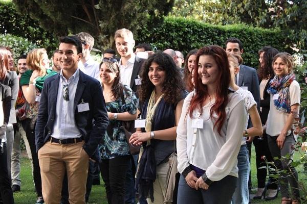 40 studenti hanno preso parte all'incontro Foto: Rebecka Ramstedt
